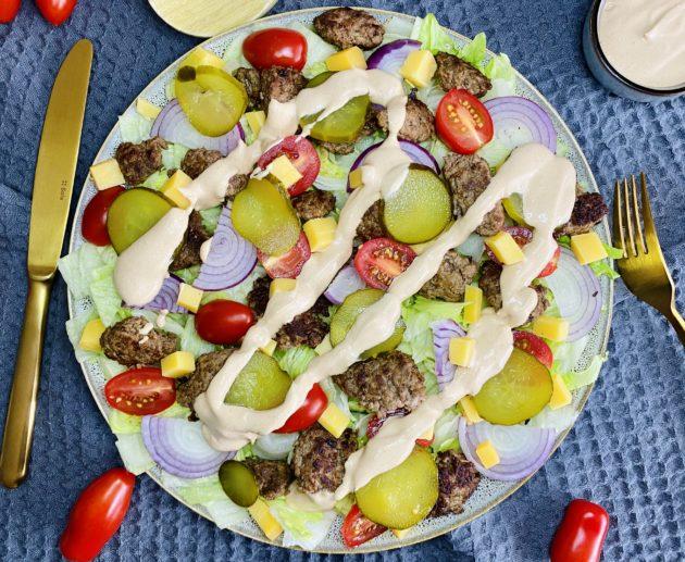 BicMac Salat