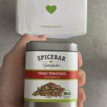 SpiceBar   Tinas Tomatiges