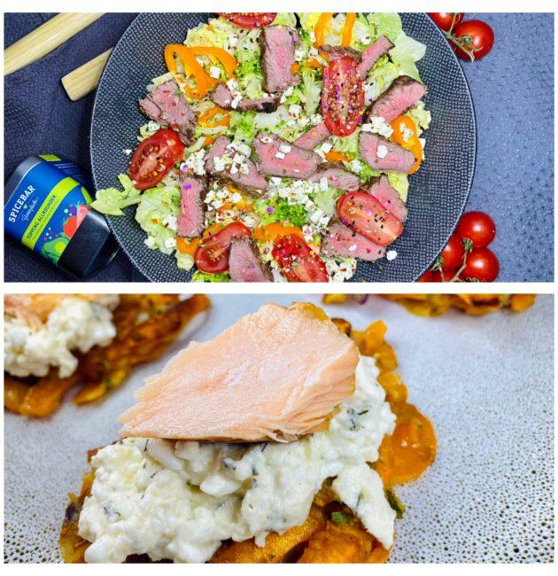 Snack&Salat