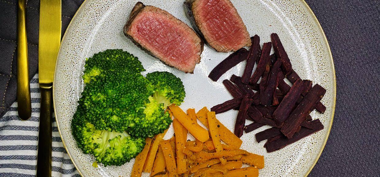 Steak mit Pommes Alternativen