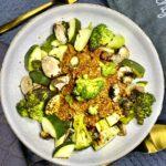 Hackfleischpfanne mit Gemüse