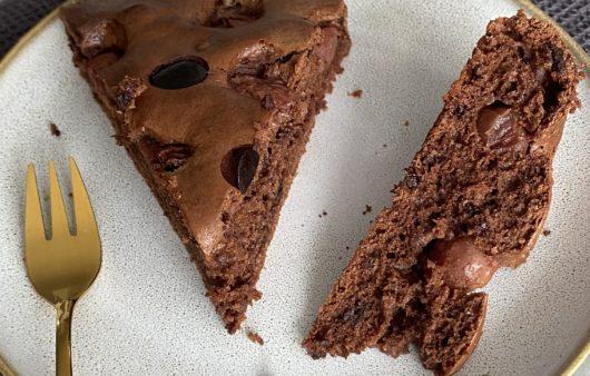 Kalorienarmer Schoko Kuchen