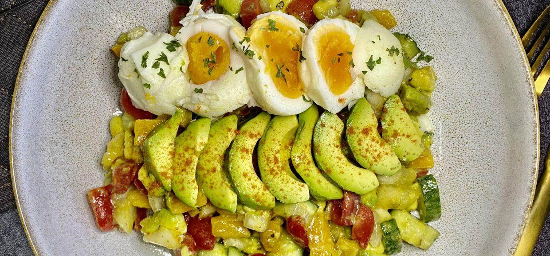 Avocado-Salat